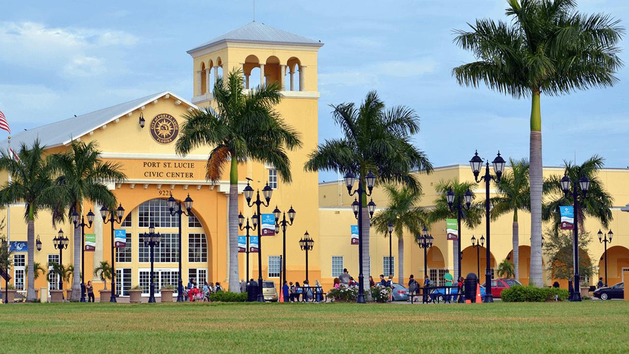 Port St. Lucie Civic Center