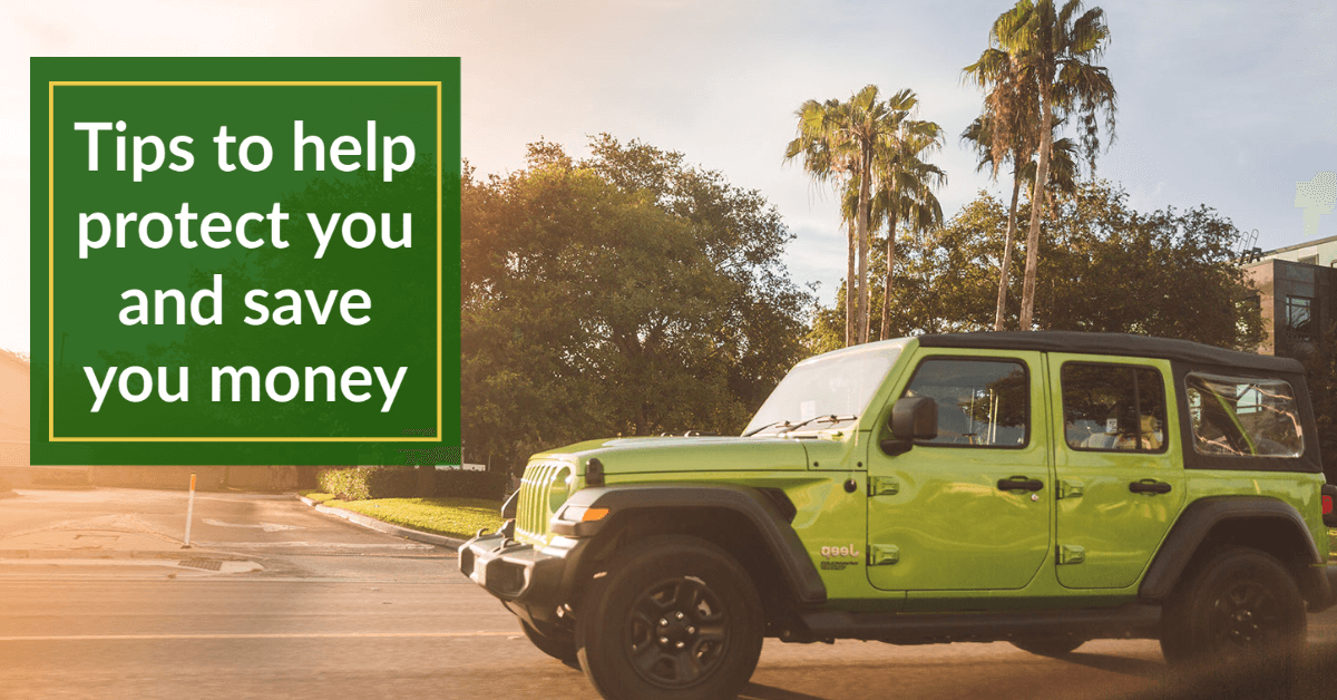 Tips to Help Save Money